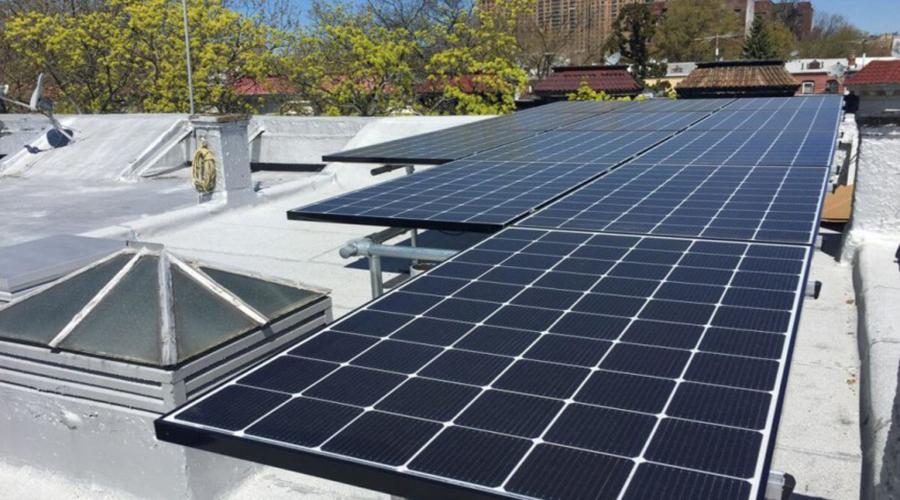 lắp mô hình điện mặt trời